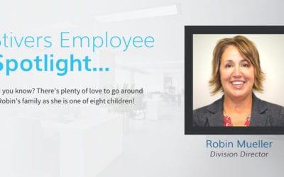 Stivers Employee Spotlight: Robin Mueller