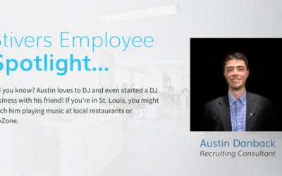 Stivers Employee Spotlight: Austin Danback
