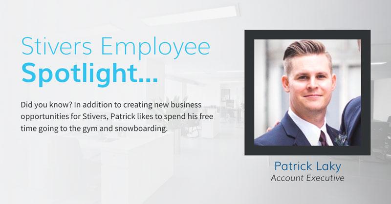 Stivers Employee Spotlight: Patrick Laky