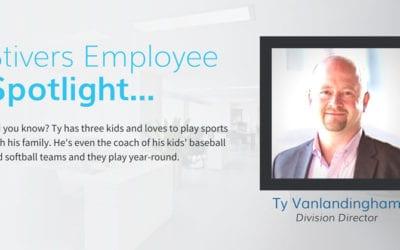 Stivers Employee Spotlight: Ty Vanlandingham
