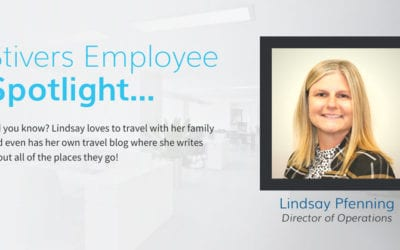 Stivers Employee Spotlight: Lindsay Pfenning