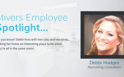 Stivers Employee Spotlight: Debbi Hodges