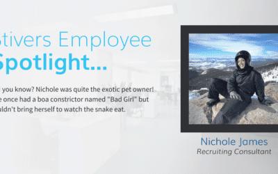 Stivers Employee Spotlight: Nichole James