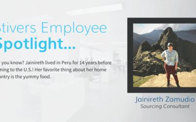 Stivers Employee Spotlight: Jainireth Zamudio