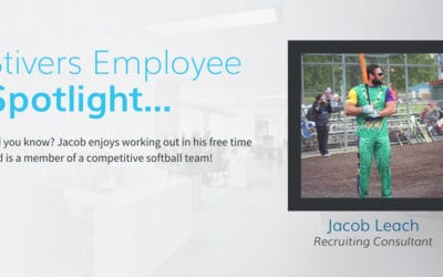 Stivers Employee Spotlight: Jacob Leach