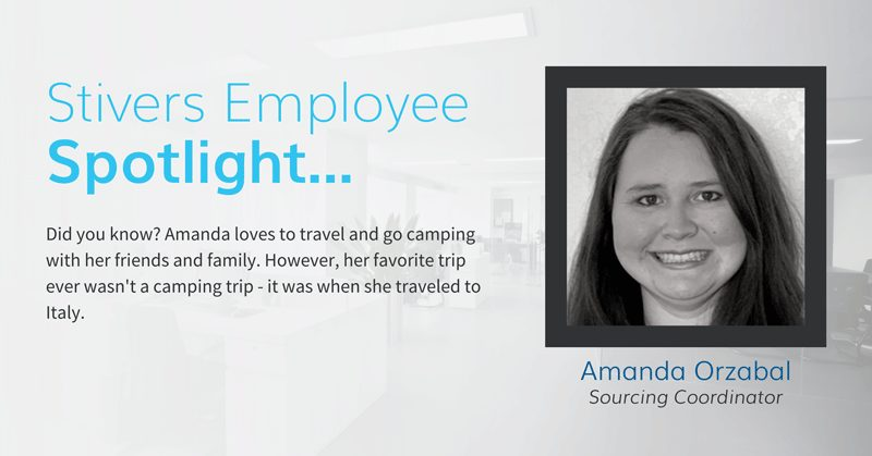 Employee Spotlight: Amanda Orzabal
